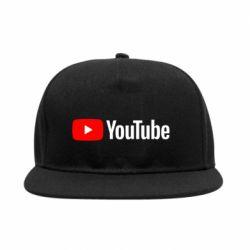 Снепбек Youtube logotype