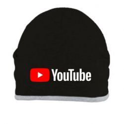 Шапка Youtube logotype