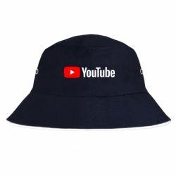 Панама Youtube logotype