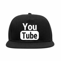 Снепбек Youtube vertical logo