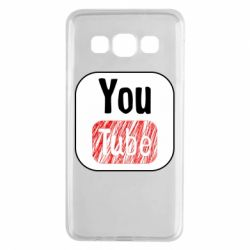 Чохол для Samsung A3 2015 YouTube