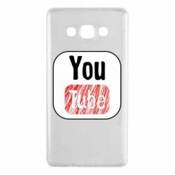 Чохол для Samsung A7 2015 YouTube
