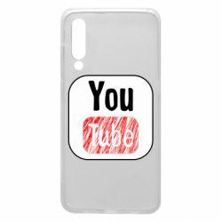 Чохол для Xiaomi Mi9 YouTube