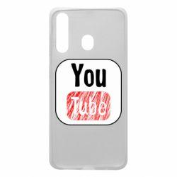 Чохол для Samsung A60 YouTube