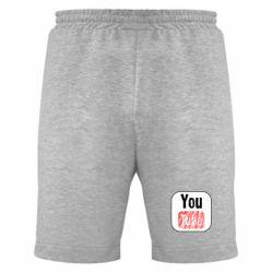 Чоловічі шорти YouTube