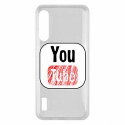 Чохол для Xiaomi Mi A3 YouTube
