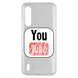 Чохол для Xiaomi Mi9 Lite YouTube