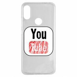 Чохол для Xiaomi Redmi Note 7 YouTube