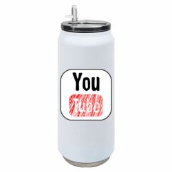 Термобанка 500ml YouTube