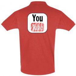 Футболка Поло YouTube