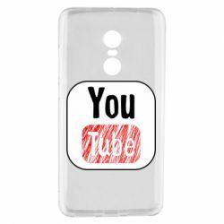 Чохол для Xiaomi Redmi Note 4 YouTube