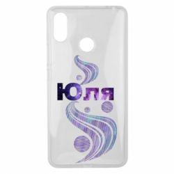 Чехол для Xiaomi Mi Max 3 Юля