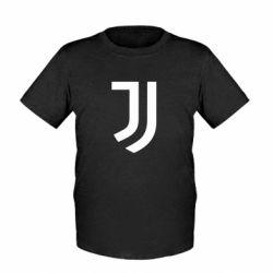 Детская футболка Ювентус