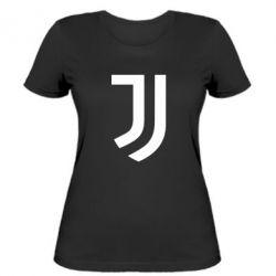 Женская футболка Ювентус