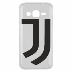 Чехол для Samsung J2 2015 Ювентус