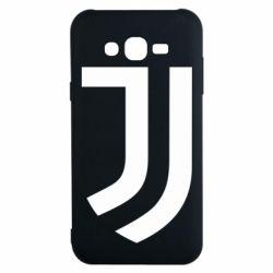 Чехол для Samsung J7 2015 Ювентус