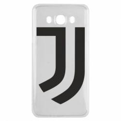 Чехол для Samsung J7 2016 Ювентус