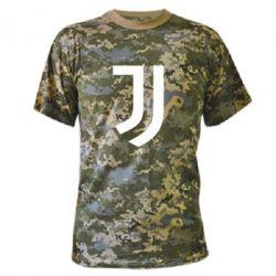 Камуфляжная футболка Ювентус