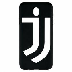 Чехол для Samsung J7 2017 Ювентус
