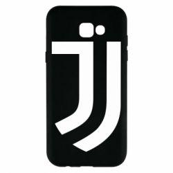Чехол для Samsung A7 2017 Ювентус