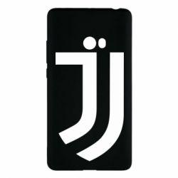 Чехол для Xiaomi Mi Note 2 Ювентус