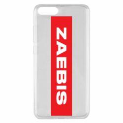 Чехол для Xiaomi Mi Note 3 Zaebis