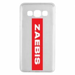 Чехол для Samsung A3 2015 Zaebis