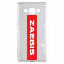 Чехол для Samsung A5 2015 Zaebis
