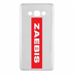 Чехол для Samsung A7 2015 Zaebis