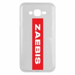 Чехол для Samsung J7 2015 Zaebis