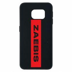 Чехол для Samsung S6 EDGE Zaebis