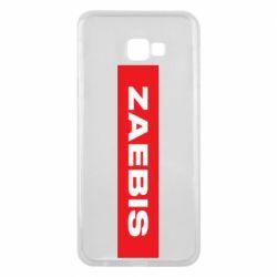 Чехол для Samsung J4 Plus 2018 Zaebis