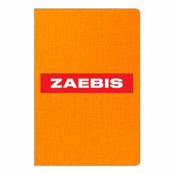 Блокнот А5 Zaebis