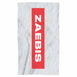 Полотенце Zaebis