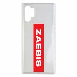 Чехол для Samsung Note 10 Plus Zaebis