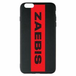 Чехол для iPhone 6 Plus/6S Plus Zaebis