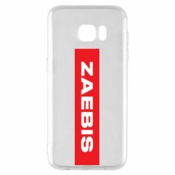 Чехол для Samsung S7 EDGE Zaebis