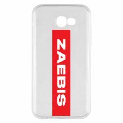 Чехол для Samsung A7 2017 Zaebis