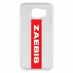 Чехол для Samsung S6 Zaebis