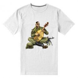Мужская стрейчевая футболка Zahisnik