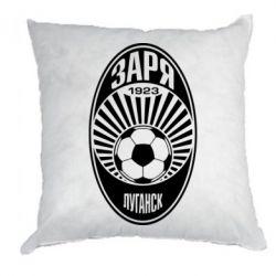 Подушка Зоря Луганськ лого