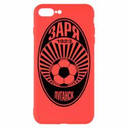 Чохол для iPhone 8 Plus Зоря Луганськ лого