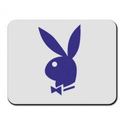 Коврик для мыши Заяц Playboy - FatLine