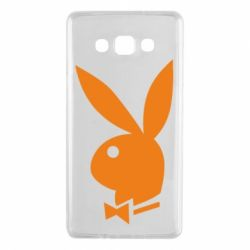 Чехол для Samsung A7 2015 Заяц Playboy - FatLine