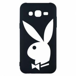 Чехол для Samsung J5 2015 Заяц Playboy - FatLine