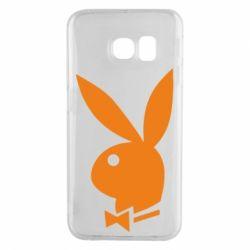 Чохол для Samsung S6 EDGE Заєць Playboy