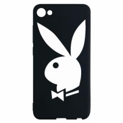 Чехол для Meizu U10 Заяц Playboy - FatLine