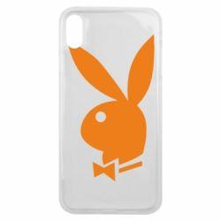 Чохол для iPhone Xs Max Заєць Playboy