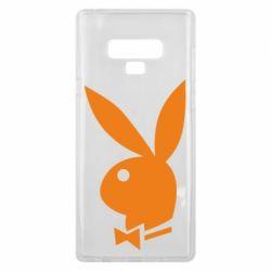 Чехол для Samsung Note 9 Заяц Playboy - FatLine