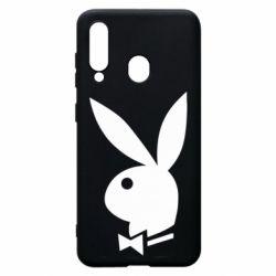 Чохол для Samsung A60 Заєць Playboy